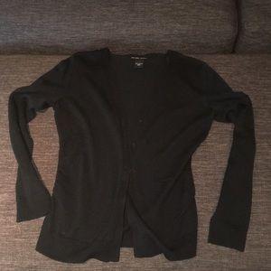EUC black cardigan